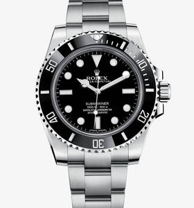 Replica Rolex Submariner Watch : 904L stål - M114060 - 0002